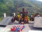 FOTO: Obilježena 21. obljetnica stradanja na Hudutskom