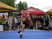 FOTO: Druga večer Streetball turnira u Prozoru