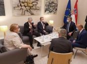 Počeo sastanak Plenkovića s Čovićem i Izetbegovićem