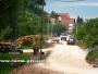 Rekonstrukcija puta prema Gornjim Maglicama