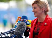 'Vidimo se u finalu', poručuje predsjednica iz Bruxellesa