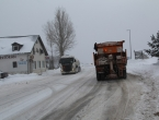 Prijepodne oblačno, popodne kiša i snijeg