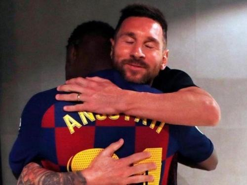 Za Barcelonu u nedjelju zaigrao dječak od 16 godina
