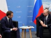 """Putin """"nacrtao"""" Macronu zašto je zaplijenio ukrajinske brodove"""