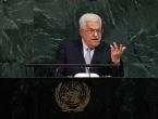 Palestinski predsjednik će zatražiti od EU da prizna palestinsku državu