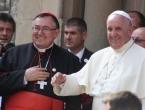 Puljić uputio papi Franji pismo zahvale
