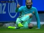 Barcelona ogorčena: I treća teža ozljeda igrača prošla bez kazne