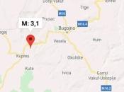Područje Kupresa jutros pogodio potres