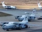 U Italiju sletjeli ruski avioni sa medicinskom pomoći i liječnicima