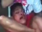 VIDEO: Krenuo je pljačkati MMA ljepoticu, a na kraju je plakao i molio za milost!