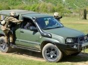 Crnogorska vojska zbog migranata ostaje na granicama