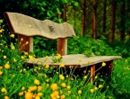 Pokradene klupe i stolovi uz edukativne panoe i promatračnice za ptice