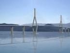 Pelješki most: Žalbe će usporiti proces za mjesec i pol dana