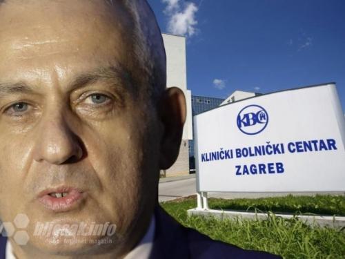 Bešlić helikopterom hitno prevezen u Zagreb