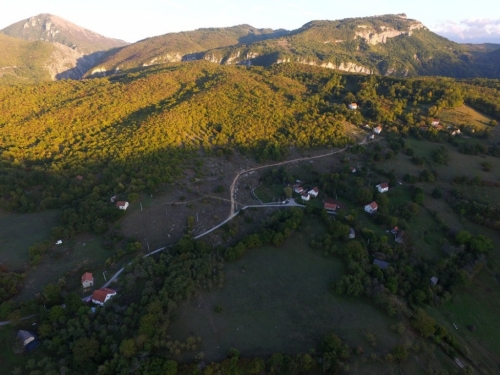 FOTO/VIDEO: Rama iz zraka - Donja Vast