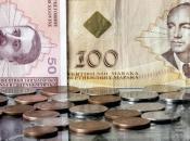 Prosječna plaća u veljači 961 KM