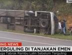 Autobus pao s brda, 27 mrtvih