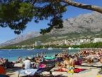 Na Makarskoj rivijeri odmor nastavlja 53.000 gostiju