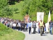Proslavljen 50. Dan mladih Vrhbosanske nadbiskupije