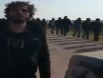 VIDEO: Ovi ljudi su bili pripadnici ISIL-a, a sada bježe