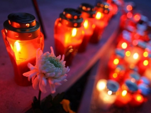 NAJAVA: Svi Sveti - paljenje svijeća za poginule i preminule branitelje Rame
