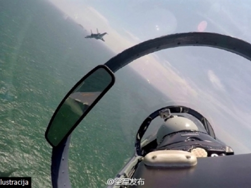 Kineski lovci ''isprepadali'' američke pilote