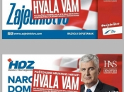 OO HDZ BiH Rama: Zahvala biračima