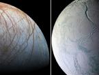 NASA: Na satelitima Saturna i Jupitera postoje uvjeti za život