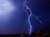 Upaljen žuti meteoalarm - očekuje se grmljavina
