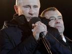 Putin suznih očiju izašao pred 100.000 ljudi u Moskvi: Pobijedili smo čisto