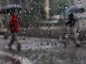 Prolazna kiša u jutarnjim satima