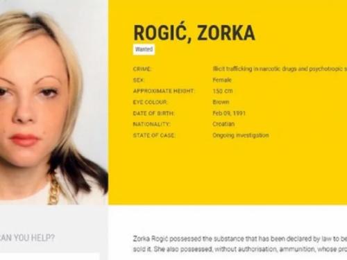 Uhićena mlada Hrvatica koja je bila jedan od najtraženijih bjegunaca u Europi