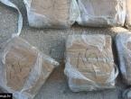 Državljanin BiH na granici s preko 100 kilograma marihuane