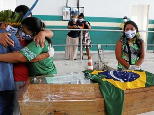 Latinska Amerika epicentar pandemije