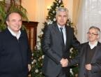 Čović provincijalu fra Lovri Gavranu obećao pomoć u riješavanju osiguranja vjerskih djelatnika