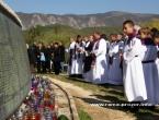 Foto: Na Šćitu obilježen Dan sjećanja na ramske žrtve