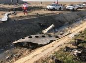 Objavljena nova snimka obaranja ukrajinskog aviona kod Teherana
