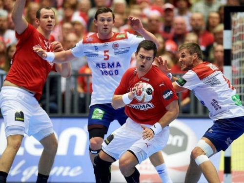 Danska i Norveška igraju za prvo zlato