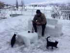 Snijeg za vikend u BiH