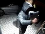 Pogledajte kako lopovi kradu novi Mercedes za 20 sekundi