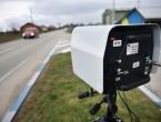 I ovo je BIH: Vozač bacio policijski radar preko zaštitne ograde