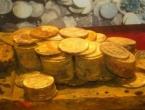 Zlatnici na dnu mora ležali oko tisuću godina