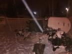 Tomislavgrad: Kontejnere s kolodvora natovarili na kamion i iskipali pred kapijom komunalnog