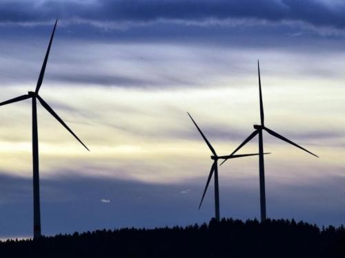 Švedska vjetroelektrane 'seli' na more