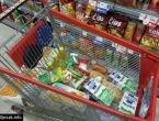 U BiH pet minimalnih plaća za jednu potrošačku košaricu