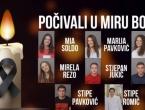 Posljednji ispraćaj Mirele Rezo sutra u podne, Stjepana Jukića u 14:00 sati