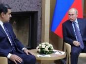 Maduro otišao u Moskvu na sastanak s Putinom