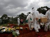 Broj smrti od koronavirusa u Brazilu premašio 400 tisuća
