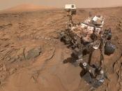 NASA-in ''Curiosity Mars'' robot se izgubio na Marsu