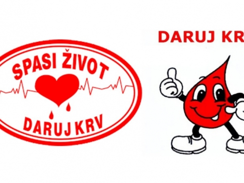NAJAVA: Akcija darivanja krvi u Prozoru